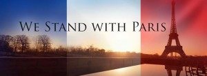 Stand with Paris