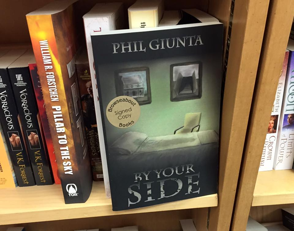 By Your Side at Browseabout Books