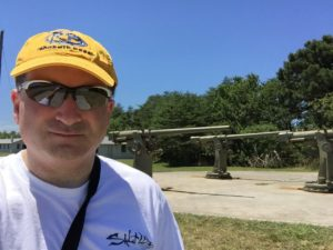 Phil at Fort Miles