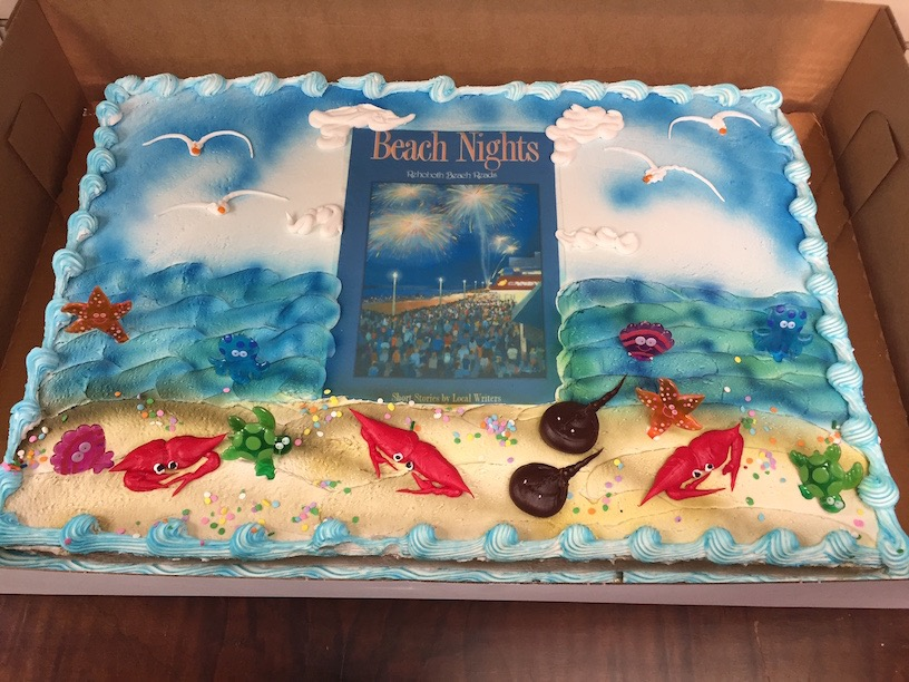 Beach Nights Cake