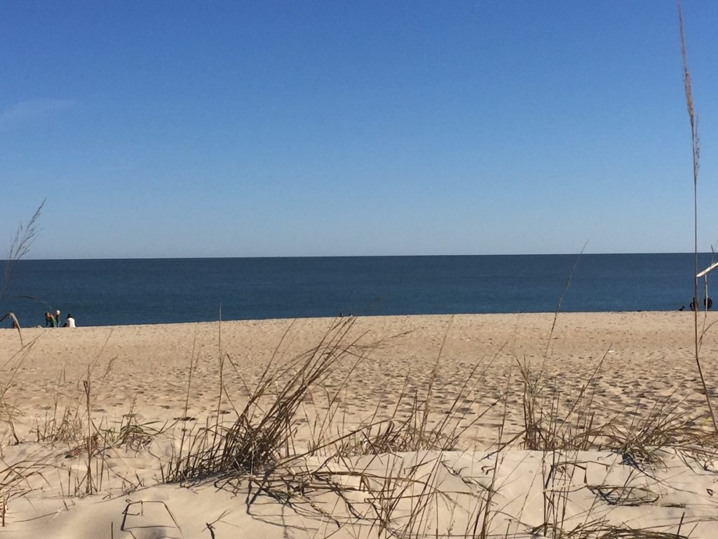 Rehoboth Beach in November