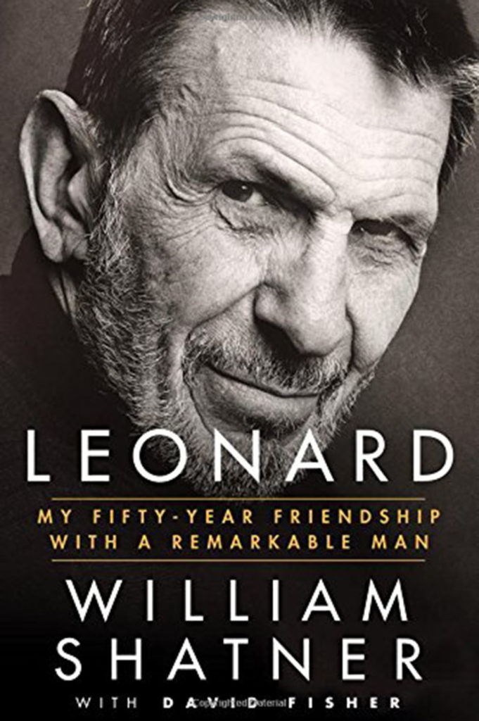 Leonard by William Shatner