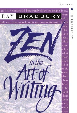Zen in the Art of Writing Cover