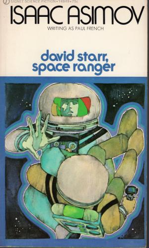 David Starr Space Ranger Cover