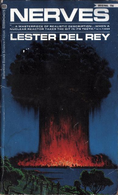 Lester Del Rey Nerves Book Cover