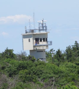 Fire Control Tower 9