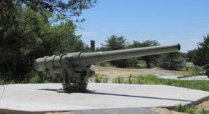 Fort Miles Gun