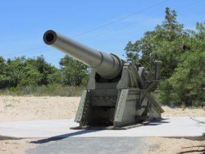 Fort Miles Rail Gun