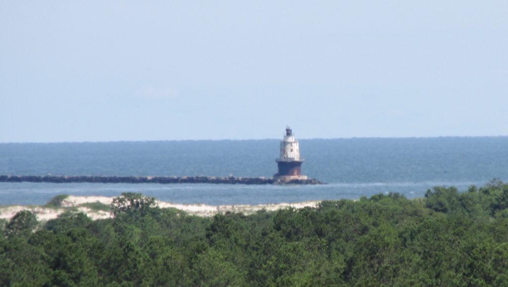 Harbor Refuge Lighthouse