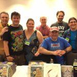 Firebringer Press at Meet the Pros