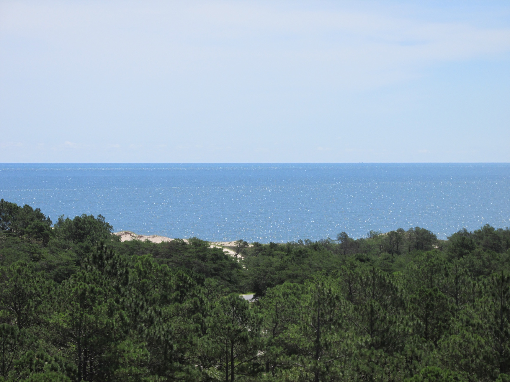 Ocean from Henlopen Tower3