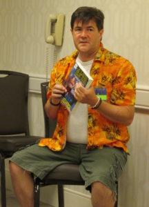 Steve at Firebringer Panel