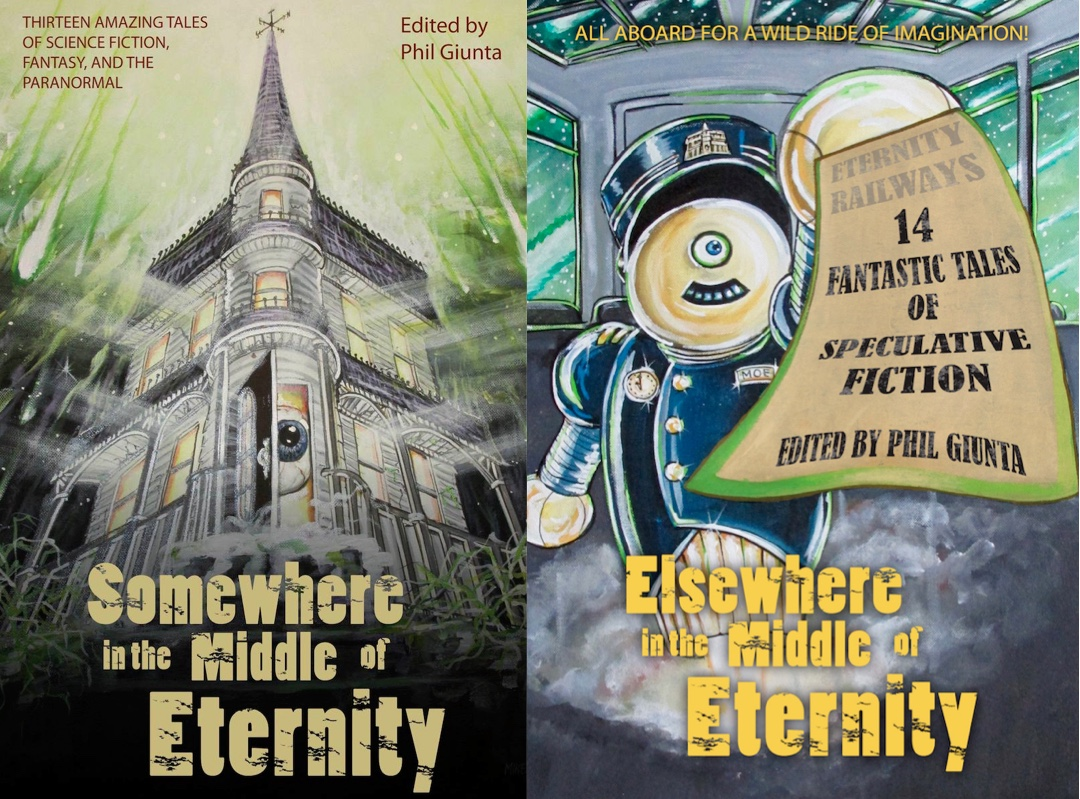 Middle of Eternity Covers