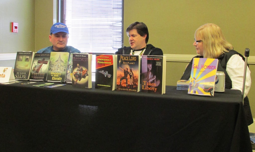 Firebringer Press Presents discussion panel