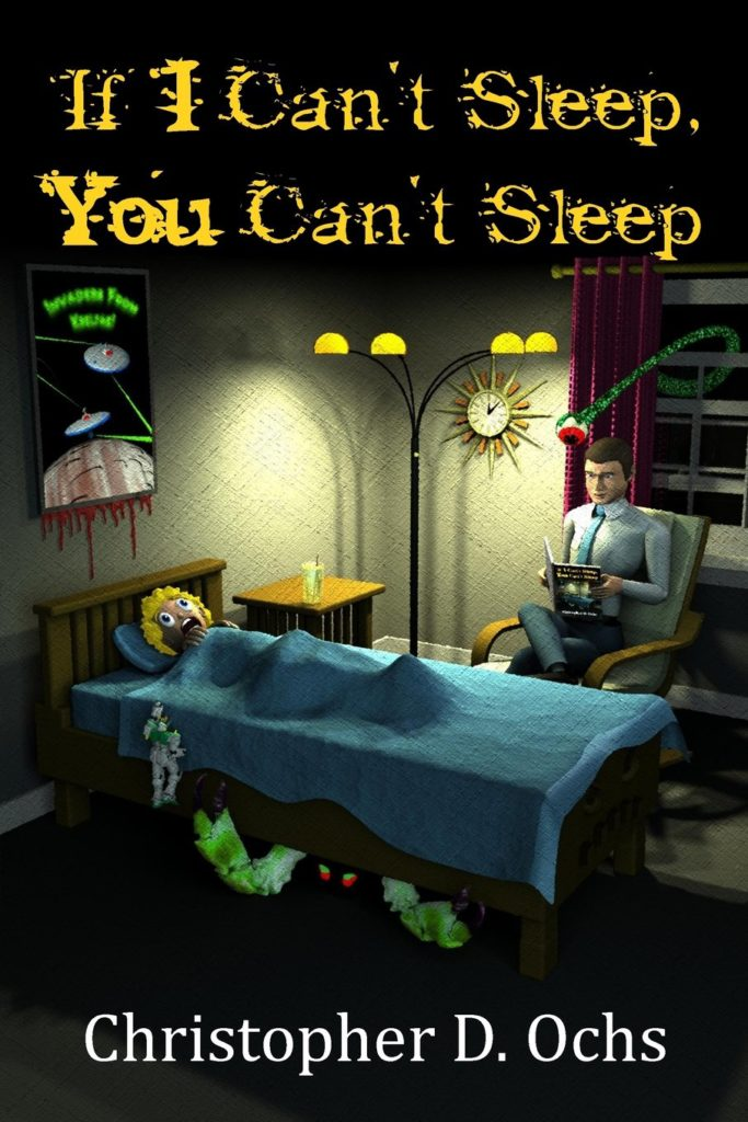 If I Can't Sleep, You Can't Sleep Book Cover