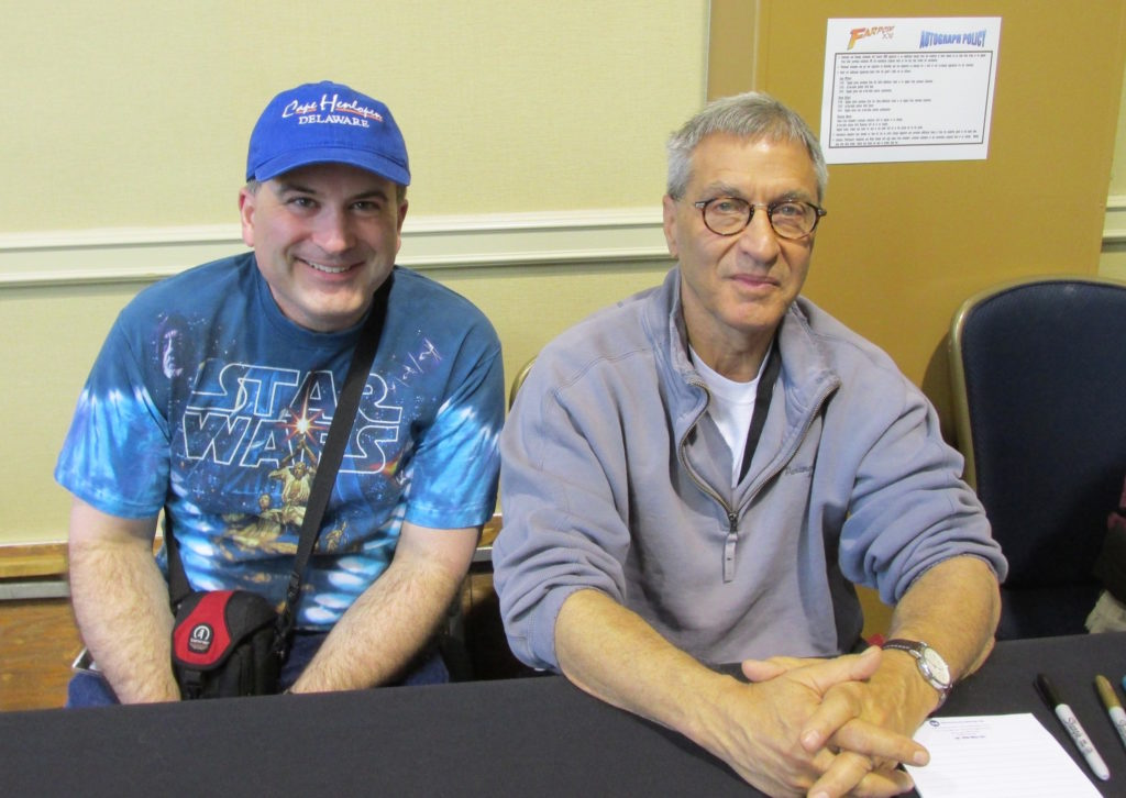 Phil with Nicholas Meyer