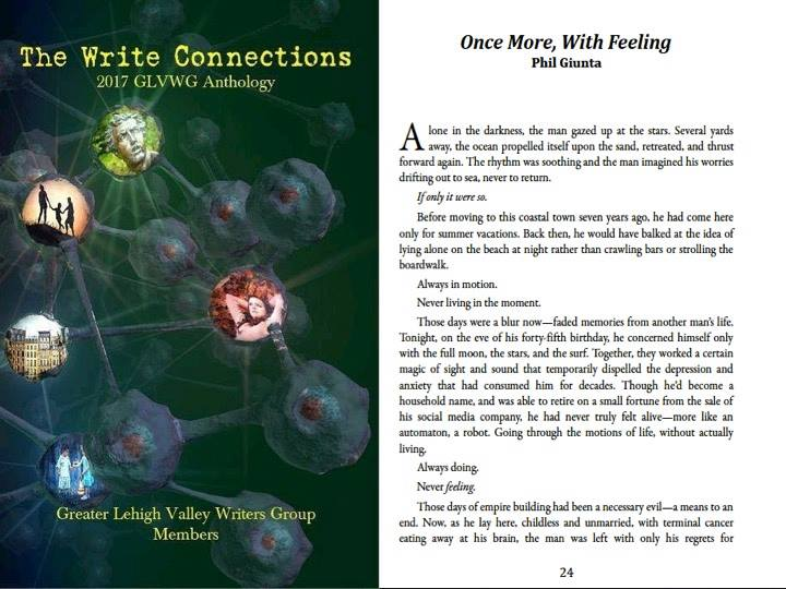 The Write Connections anthology