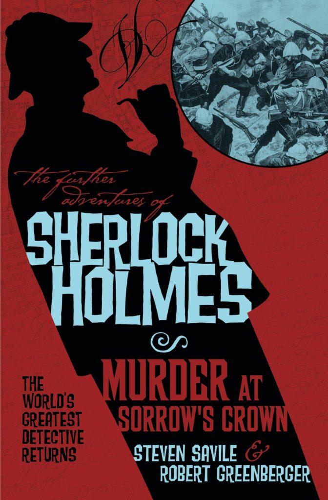 Sherlock Holmes Sorrows Crown Cover