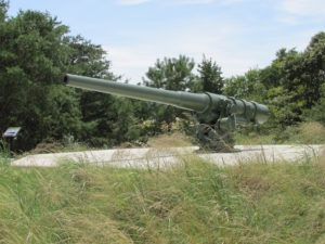Fort Miles 8in Gun
