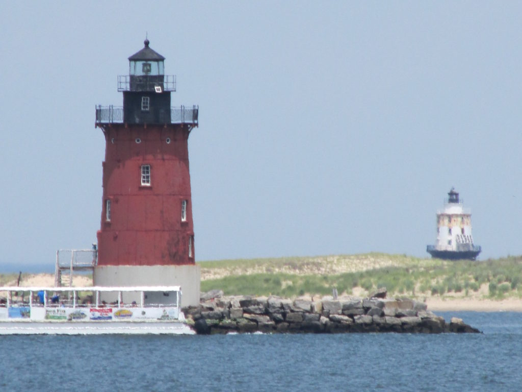Henlopen Lighthouses
