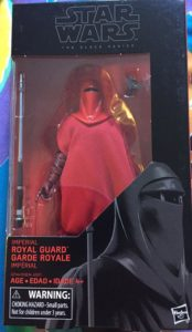 Imperial Guard action figure