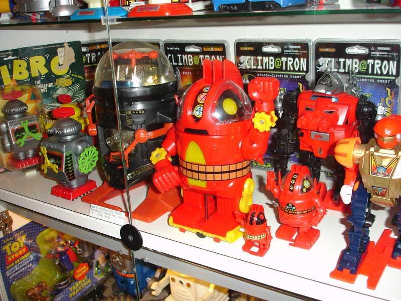 ClimbTron Robots