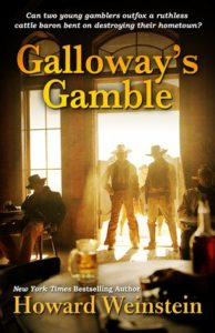 Galloway's Gamble by Howard Weinstein