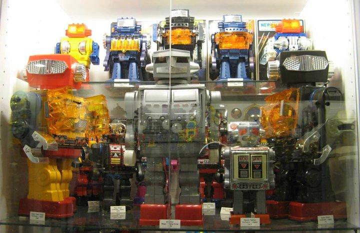 Japanese Robots