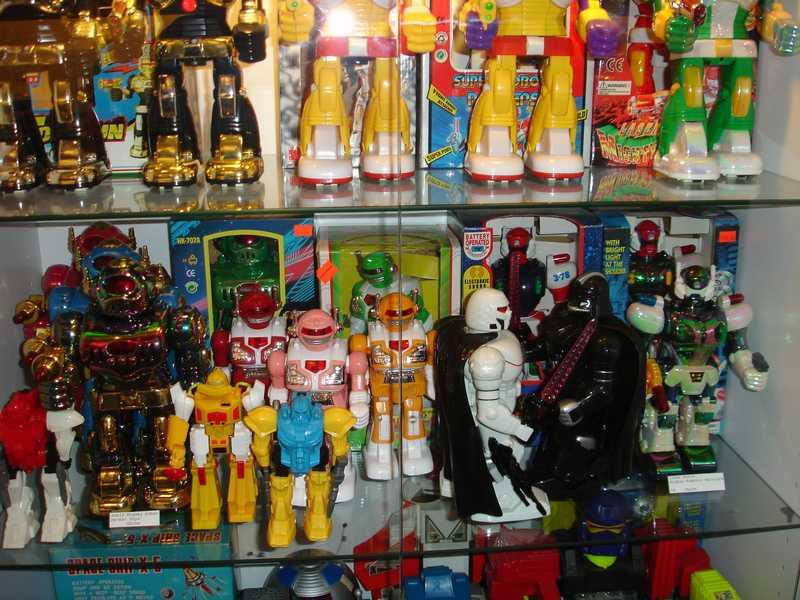 Robots Galore