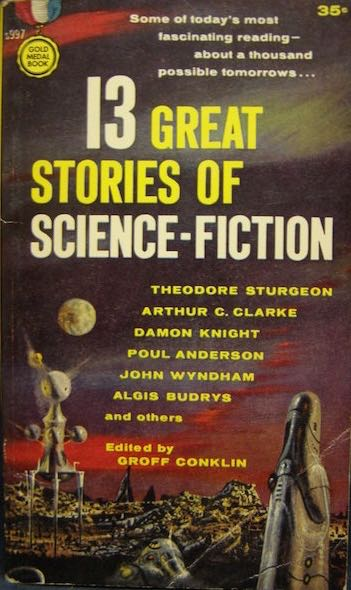 13 Great SF Stories