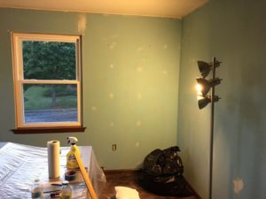 Home Renovation Part Two - Wall TreatmentHome Renovation Part Two - Wall Treatment