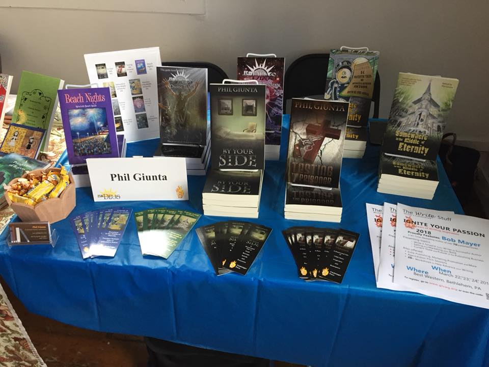 My Table at River Reads