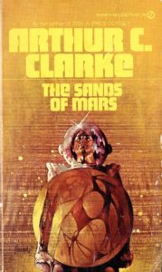 The Sands of Mars by Arthur C. Clarke