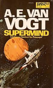 Supermind by A.E. Van Vogt