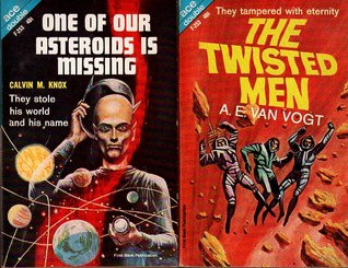 The Twisted Men & One of Our Asteroids is Missing