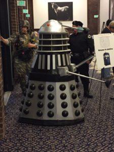 Dalek at Farpoint 25