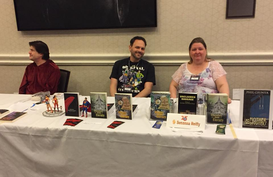 Firebringer Press at Farpoint 25
