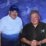 Phil with William Shatner