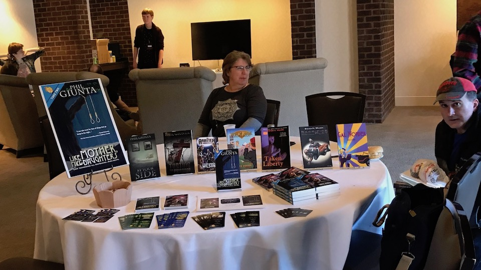 Farpoint 26 Book Launch