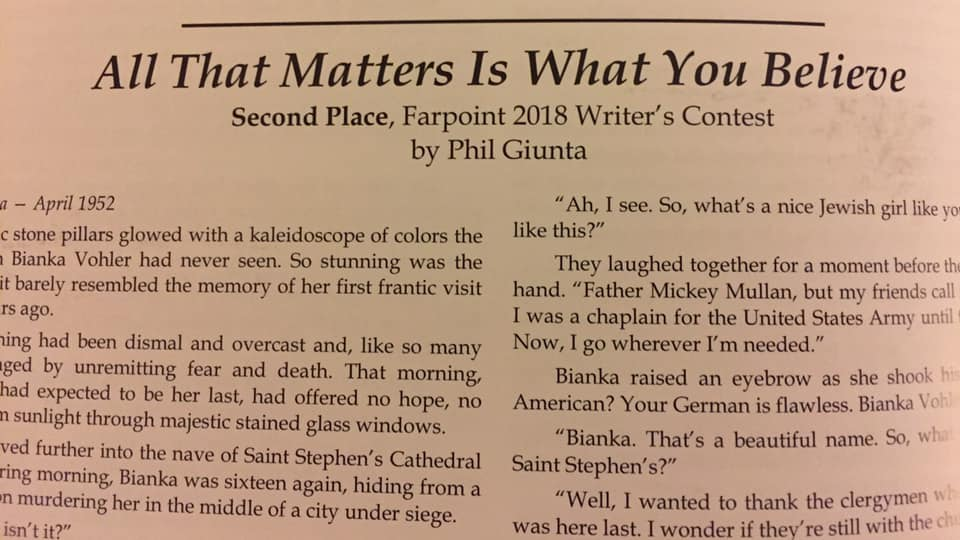 Farpoint 2018 Story